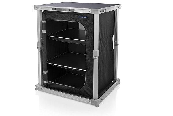 Pequeño armario de camping ideal para 2