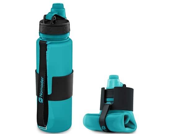 Botella Plegable y Suave