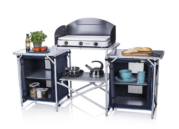 Mueble de Cocina para Camping