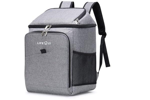 Nevera de mochila aislada de 26 litros