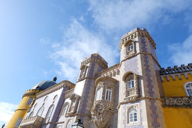 Palacio de la Pena