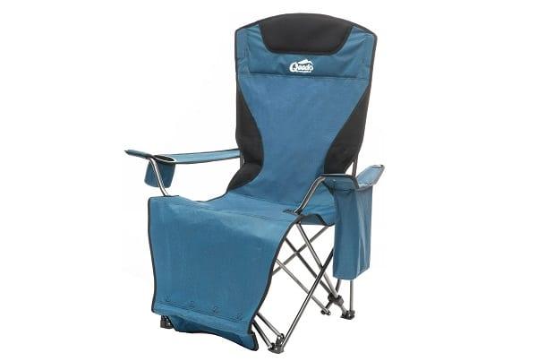 Silla de camping plegable (capacidad 150 kg)