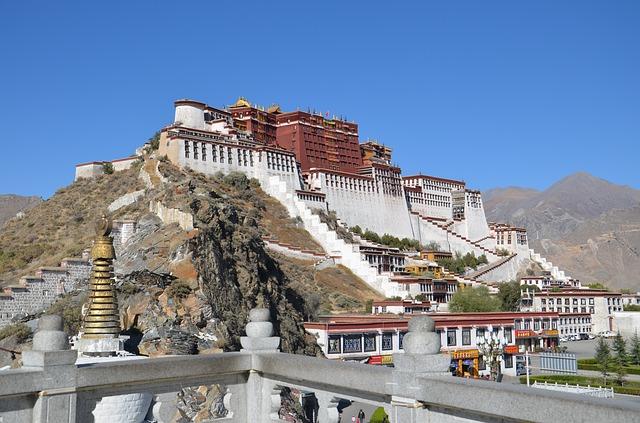 Lhasa, Tíbet