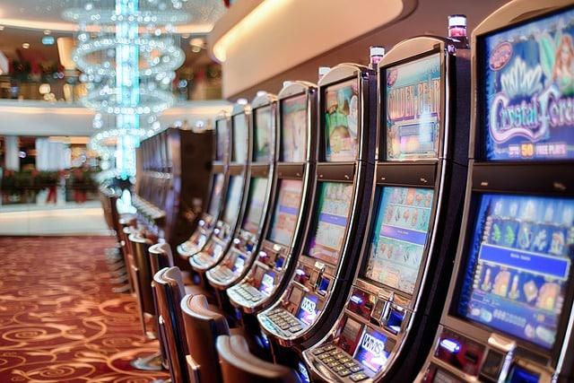 machines à soous d'un casino