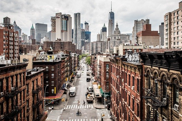 manhattan à new york
