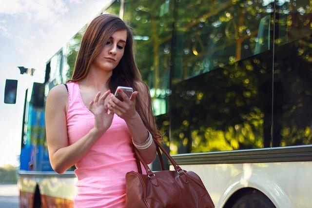 opératrice de téléphone rose